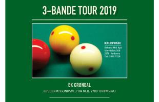 DDBU 3-bande marts 2019