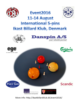Event2016 poster